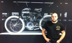André Jäger, Harley-Davidson Deutschland GmbH
