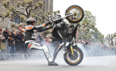 Stuntshow Rainer Schwarz