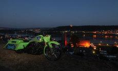 Feuerwerk von der Magic Bike Rüdesheim 2014