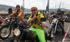 Motorradparade durch den Rheingau – Magic Bike Rüdesheim 2014