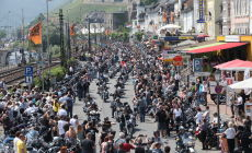 Parade – Magic Bike Rüdesheim 2015