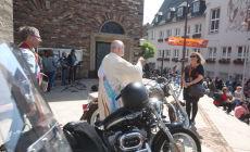 Gottesdienst – Magic Bike Rüdesheim 2015