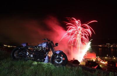 Firework – Magic Bike Rüdesheim 2016