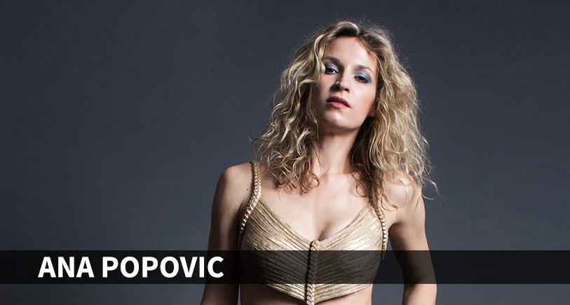 Ana Popovic – Top Act Magic Bike Rüdesheim 2017