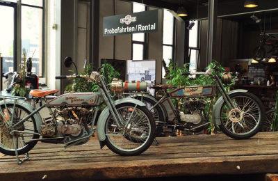 Magic Bike Harley Davidson Classics