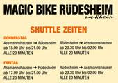 Shuttleservice nach Assmannhausen