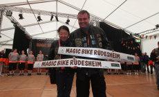 Eventgelände der Magic Bike Rüdesheim 2013