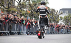 Stuntshow Rainer Schwarz – Magic Bike Rüdesheim 2013