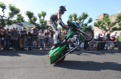 Stuntshow – Magic Bike Rüdesheim 2015