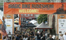 Event Area Thursday – Magic Bike Rüdesheim