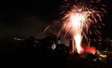 Feuerwerk – Magic Bike Rüdesheim 2016