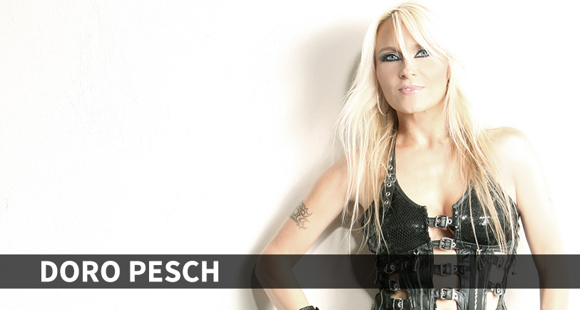 Doro Pesch – Top Act Magic Bike Rüdesheim 2017