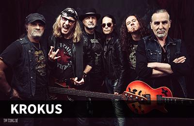 Headliner: KROKUS